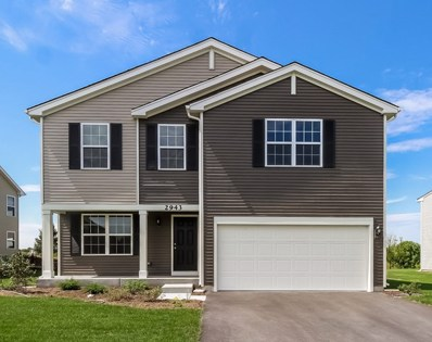 818 Sterling Heights Drive, Antioch, IL 60002 - MLS#: 10125370