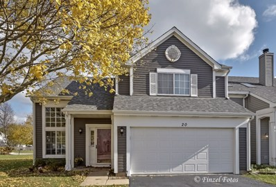 20 Dogwood Court, Lake In The Hills, IL 60156 - #: 10125390