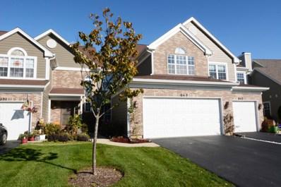 649 Kingsbridge Drive, Carol Stream, IL 60188 - #: 10125602
