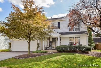 1346 Lilac Lane, Carol Stream, IL 60188 - #: 10125947
