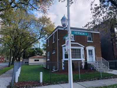 6601 S Vernon Avenue, Chicago, IL 60637 - MLS#: 10125961