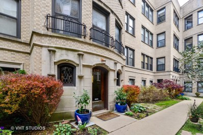 2109 W Arthur Avenue UNIT 3N, Chicago, IL 60645 - #: 10126079