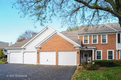 12 Country Club Drive UNIT B, Prospect Heights, IL 60070 - #: 10126091