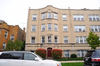 6309 N Claremont Avenue UNIT 1, Chicago, IL 60659 - #: 10126387