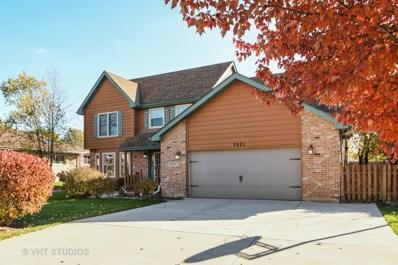 7521 W Silo Drive, Frankfort, IL 60423 - MLS#: 10126403
