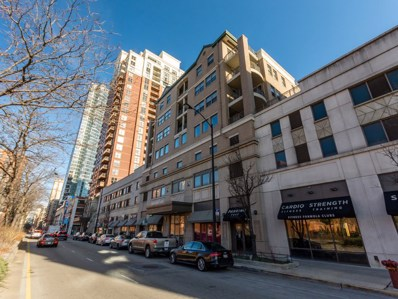 1111 S State Street UNIT A602, Chicago, IL 60605 - MLS#: 10126436