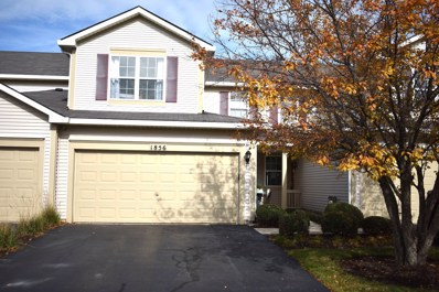 1856 S Wentworth Circle, Romeoville, IL 60446 - MLS#: 10126440