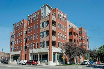 2700 W Belmont Avenue UNIT 305, Chicago, IL 60618 - #: 10126478