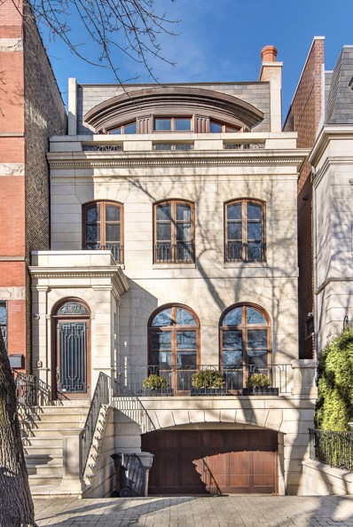 1874 N Burling Street, Chicago, IL 60614 - #: 10126482