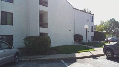 366 W Miner Street UNIT 3A, Arlington Heights, IL 60005 - MLS#: 10126644