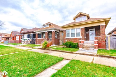 8014 S Ada Street, Chicago, IL 60620 - MLS#: 10126697