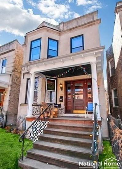 1609 W Belle Plaine Avenue UNIT 1, Chicago, IL 60613 - MLS#: 10126715