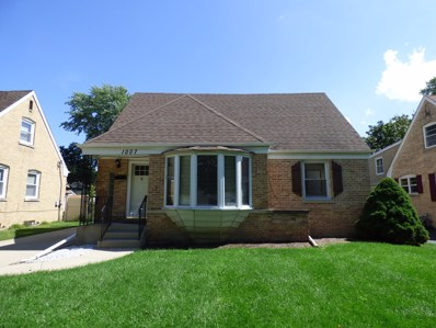 1007 N Kennicott Avenue, Arlington Heights, IL 60004 - MLS#: 10126797