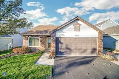 2318 Cambridge Lane, Woodridge, IL 60517 - #: 10126890