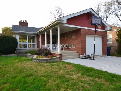 9806 S Harding Avenue, Evergreen Park, IL 60805 - MLS#: 10126921