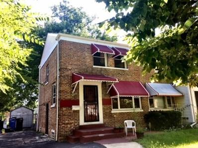 9543 S Calhoun Avenue, Chicago, IL 60617 - MLS#: 10126959