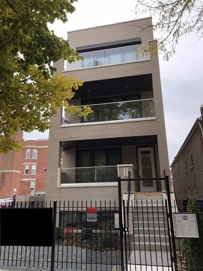 2731 W Cortez Street UNIT 3, Chicago, IL 60622 - #: 10127016