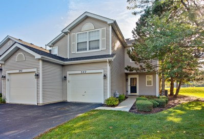 347 Hunterdon Court UNIT 3347B, Schaumburg, IL 60194 - #: 10127017