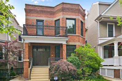 3731 N Bell Avenue, Chicago, IL 60618 - #: 10127048