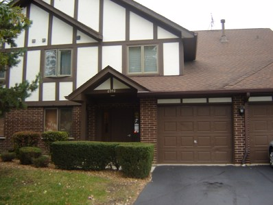6740 180th Street UNIT 2W, Tinley Park, IL 60477 - #: 10127315
