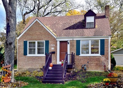 519 S Williston Street, Wheaton, IL 60187 - MLS#: 10127440