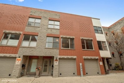 860 N Elston Avenue UNIT 8, Chicago, IL 60642 - #: 10127479