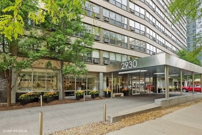 2930 N Sheridan Road UNIT 1005, Chicago, IL 60657 - #: 10127530