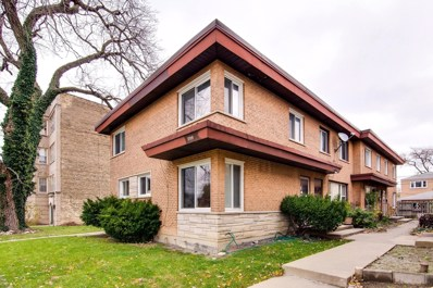 8319 Kilpatrick Avenue UNIT A, Skokie, IL 60076 - #: 10127658