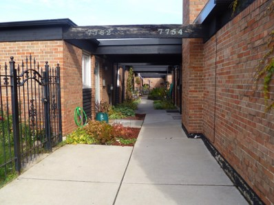 7754 W Higgins Road UNIT J, Chicago, IL 60631 - MLS#: 10127779