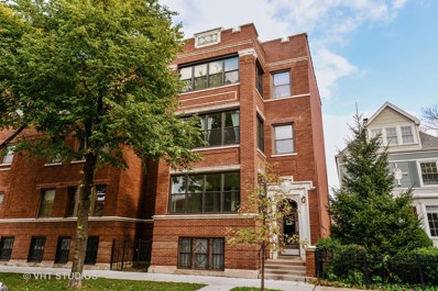 4555 N Paulina Street UNIT 2, Chicago, IL 60640 - MLS#: 10127965