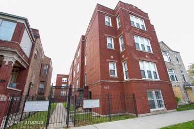 543 E 60TH Street UNIT 1, Chicago, IL 60637 - MLS#: 10128040