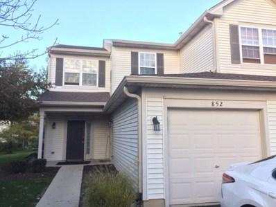852 Woodewind Drive UNIT 0, Naperville, IL 60563 - MLS#: 10128051