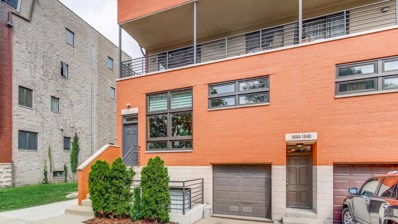 1648 W Ohio Street UNIT 1W, Chicago, IL 60622 - #: 10128098