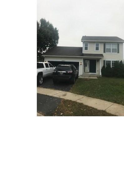 14211 S Gladstone Court, Plainfield, IL 60544 - MLS#: 10128130