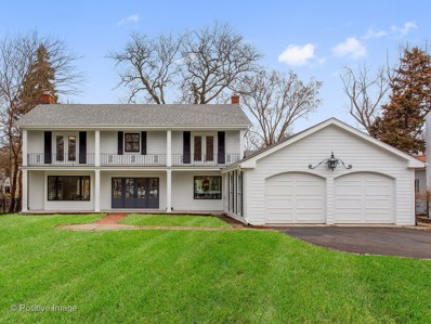 727 S County Line Road, Hinsdale, IL 60521 - #: 10128173