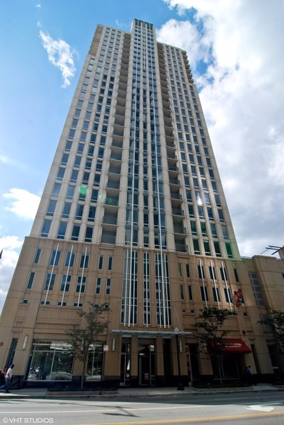 1250 S Michigan Avenue UNIT 2606, Chicago, IL 60605 - #: 10128301