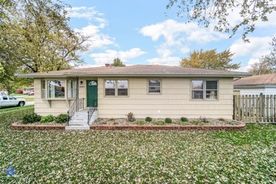 19407 Oakwood Avenue, Lansing, IL 60438 - #: 10128510
