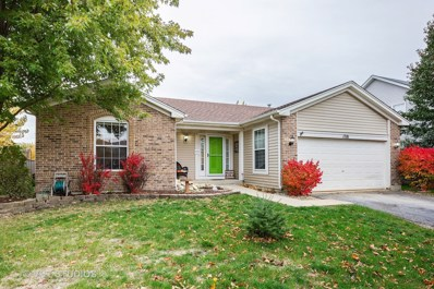 1710 Courtwright Drive, Plainfield, IL 60586 - #: 10128561