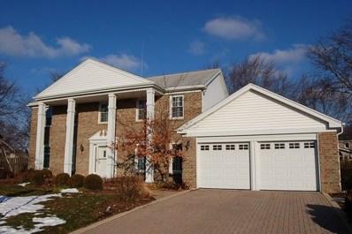 1358 W Borders Drive, Palatine, IL 60067 - MLS#: 10128708