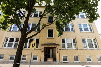 4110 N Wolcott Avenue UNIT 3, Chicago, IL 60613 - MLS#: 10128892