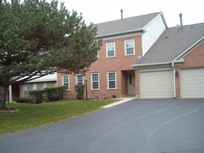 1302 Woodside Court UNIT D1, Schaumburg, IL 60193 - MLS#: 10128945