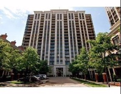 1322 S Prairie Avenue UNIT 1105, Chicago, IL 60605 - #: 10129063