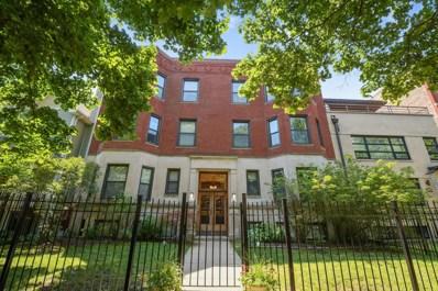 1455 W Cuyler Avenue UNIT 3E, Chicago, IL 60613 - #: 10129085