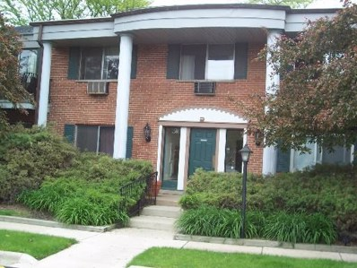 702 E Algonquin Road UNIT 109, Arlington Heights, IL 60005 - MLS#: 10129262