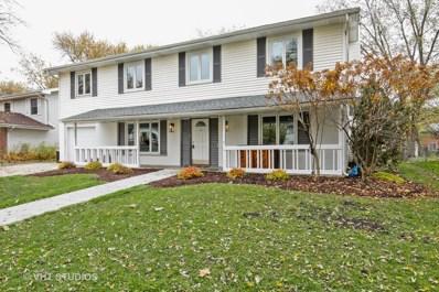 2031 W Parkview Circle, Hoffman Estates, IL 60169 - #: 10129355