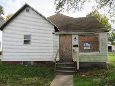 407 Sherman Street, Danville, IL 61832 - MLS#: 10129399