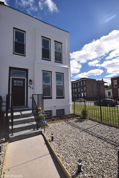 625 S Campbell Avenue, Chicago, IL 60612 - MLS#: 10129459