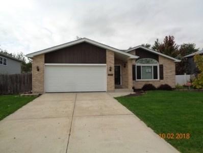 25720 S McCorkle Avenue, Monee, IL 60449 - MLS#: 10129466