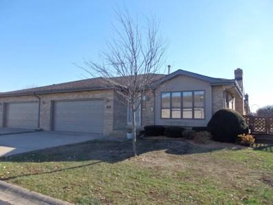 1820 Foxwood Drive, New Lenox, IL 60451 - #: 10129539