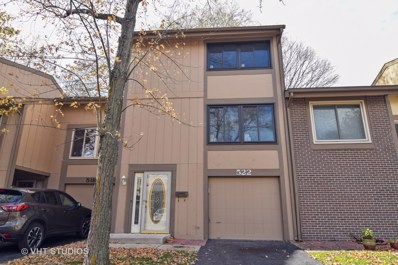 522 Isle Royal Bay, Roselle, IL 60172 - MLS#: 10129598